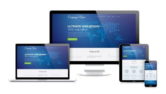 Business Webhosting für Firmenhomepage