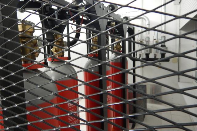Gaslöschanlage 2 Serverhousing 1100 Wien