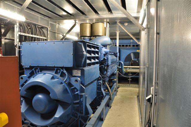 Rechenzentrum 1210 Wien Generator