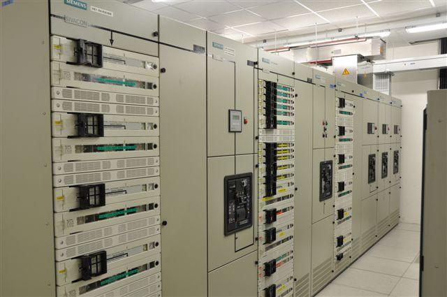Rechenzentrum 1210 Wien Interxion