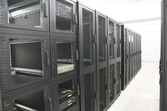 Rechenzentrum 1100 Wien IP.ONE