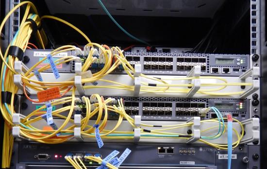 Hochverfügbare Netzwerkinfrastruktur