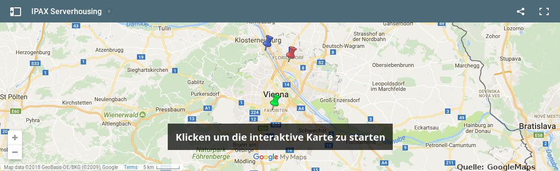 Unsere Rechenzentren in Wien